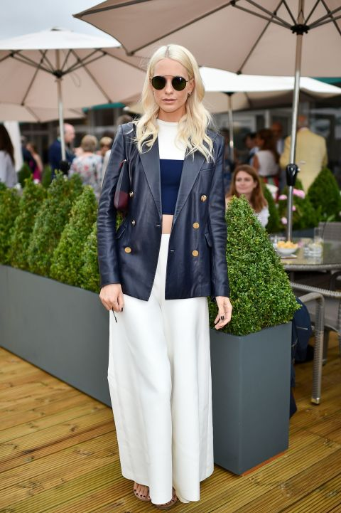 poppy delevingne-wimbledon-crop tops and culottes