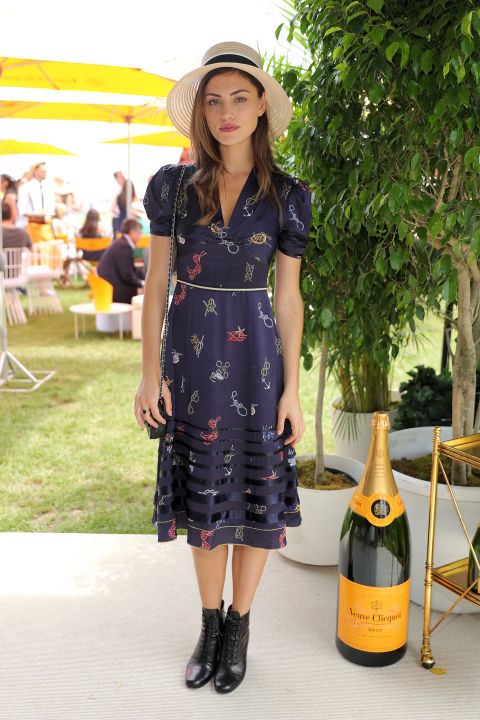 summer party-shower=-polo-phoebe tonkin-summer booties-work-