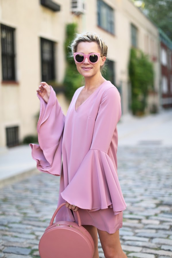 ruffles-sleeves-blush pink-summer to fall transitional dressing-ruffles-pink-