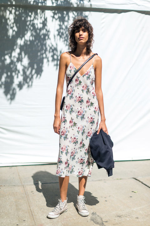slip-dress-dresses-and-sneakers-converse-high-top-sneakers-nyfw-street-style-hbz
