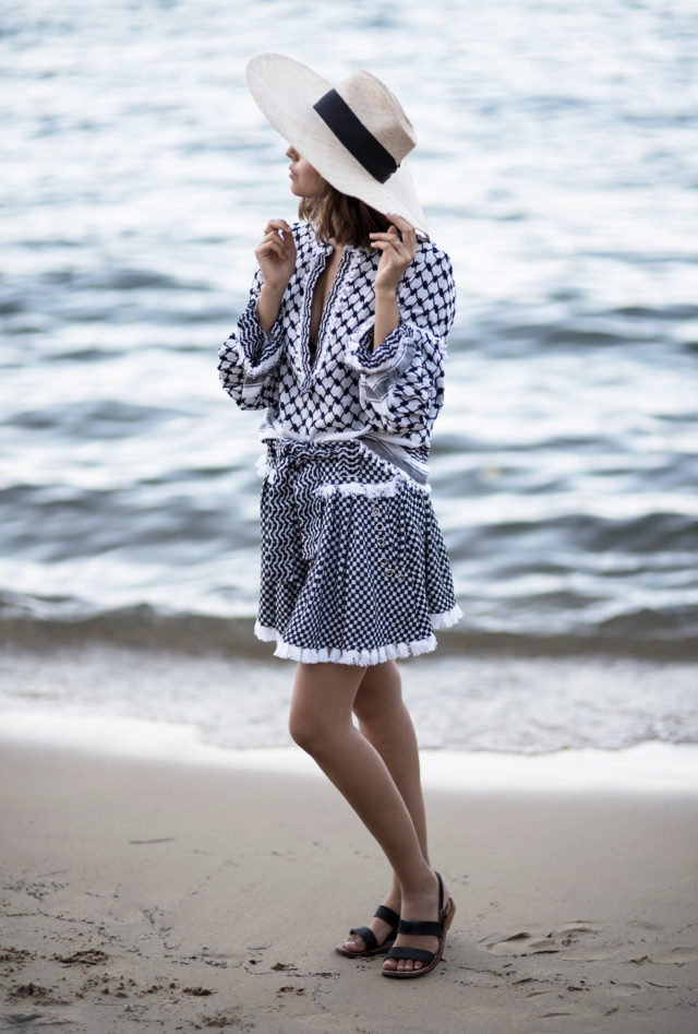 summer weekend-boho embroidered dress-boho embroidered top-summer beach party-weekend-