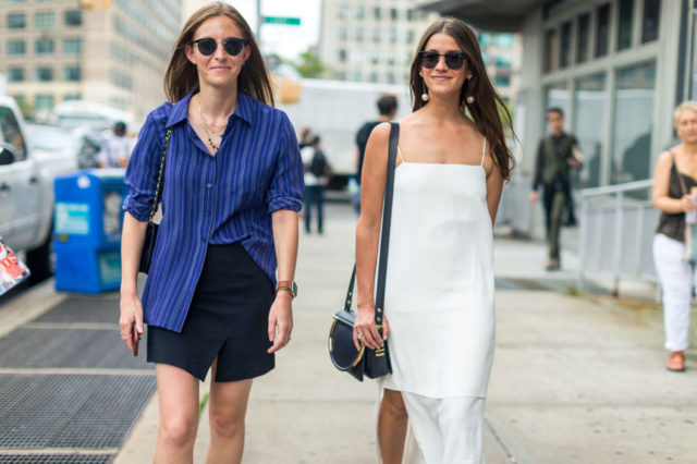 amanda-weiner-whtie-after-labor-day-half-tuck-nyfw-street-style-fall-fashion-hbz