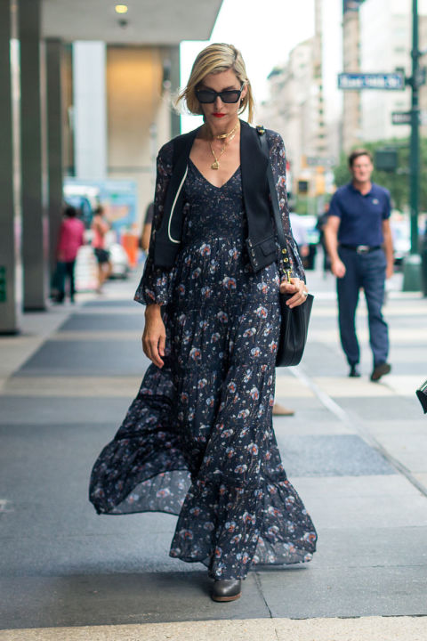 fall-florals-fall-maxi-dress-joanna-hillman-fall-work-outfit-nyfw-street-style-fall-fashion-hbz