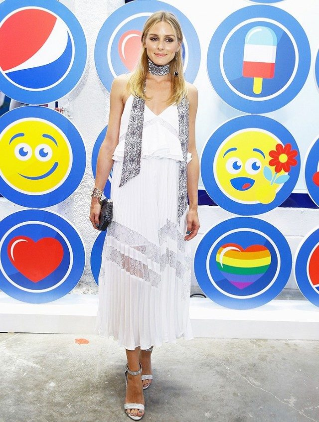olivia-palermo-self-portrait-scarf-lwd-pleated-white-dress-summer-party-going-out-night-out-weekend-www
