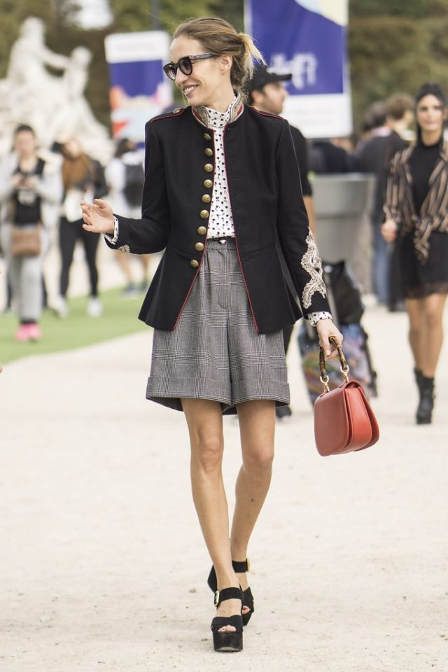 shorts-at-work-platforms-glen-plaid-military-jacket-pfw-ss-2017-street-style-ps