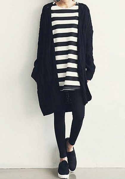 leggings-as-pants-oversized-carigan-cardigan-coat-slip-on-sneakers-weekend-outfit-