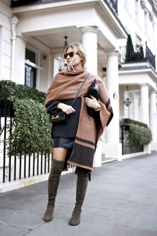 over-the-knee-boots-black-leather-mini-skirt-poncho-wrap-fall-outfit-fall-work-outfit-mini-skirt-to-work-