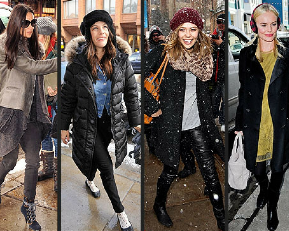 Sundance Style 25 Winter Outfit Ideas From The Sundance Film Festival