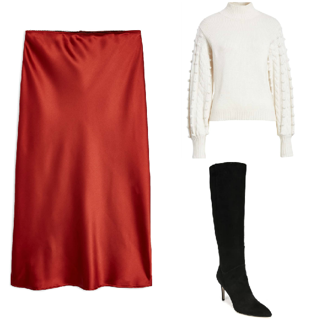 What to Wear to Christmas Dinner \u2013 Closetful of Clothes