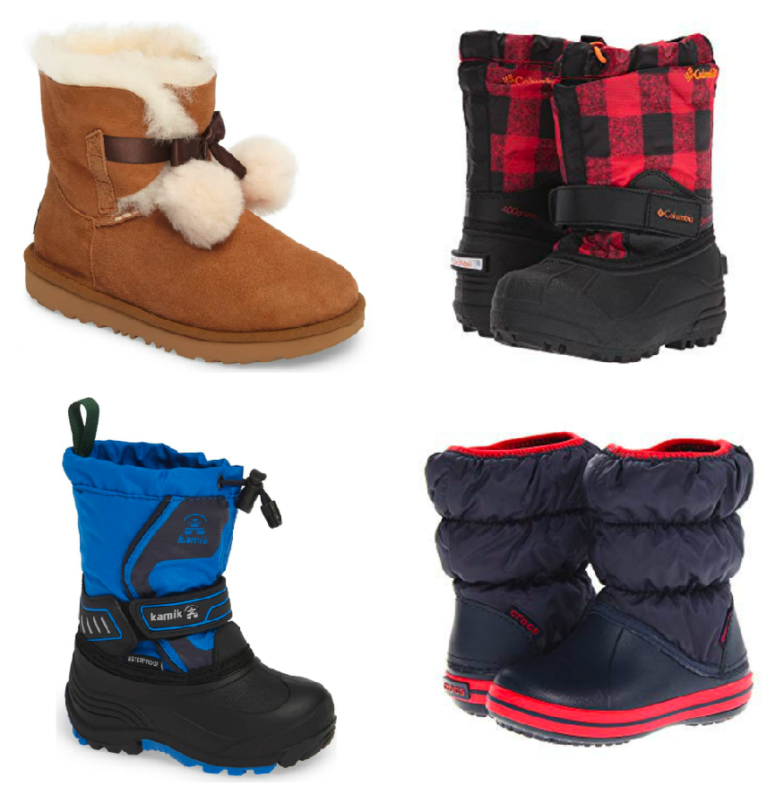 Best Snow Boots for Babies and Toddlers
