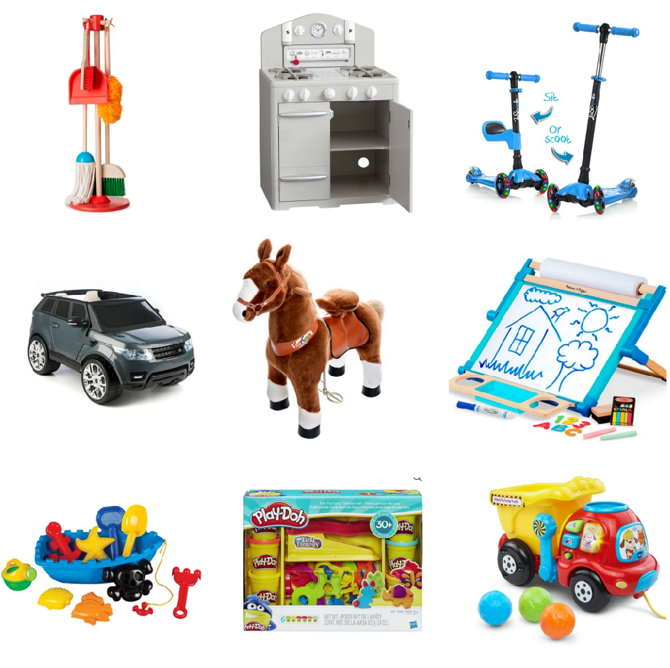 Best Birthday Gifts For A Two Year Old