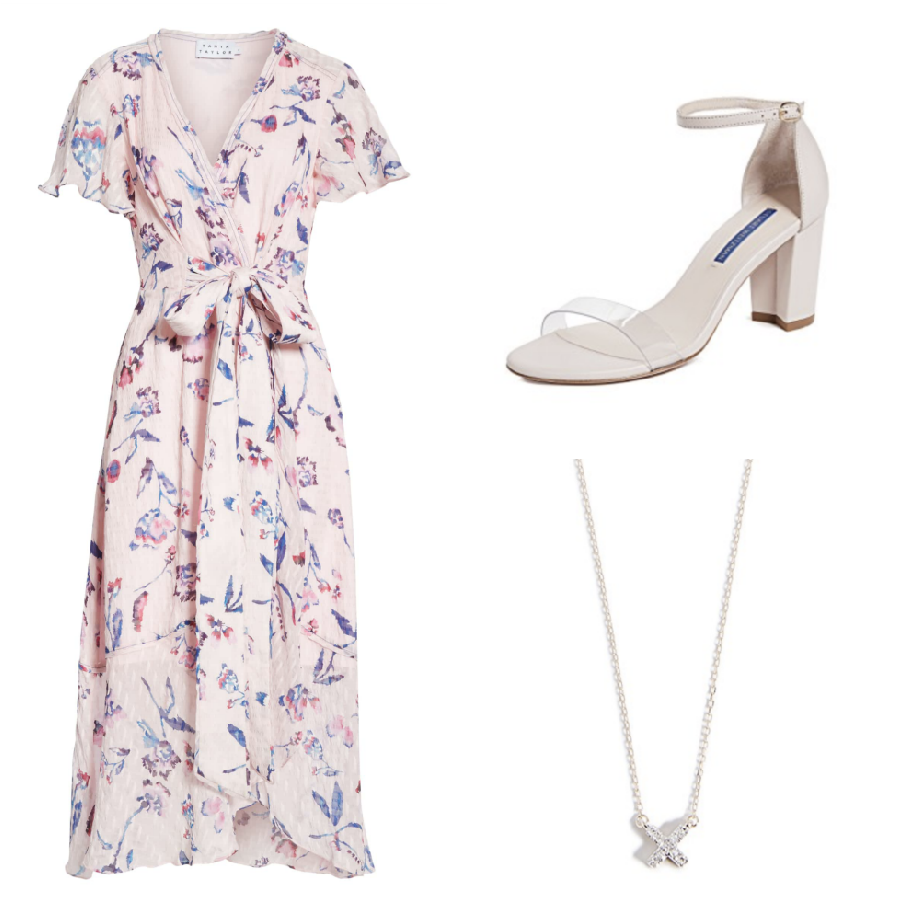 What To Wear To A Spring Wedding Or Baby Shower Closetful Of Clothes