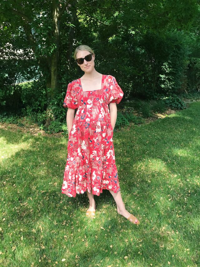 summer maternity outfits