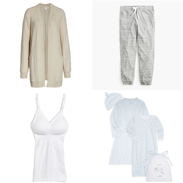 what to wear after giving birth