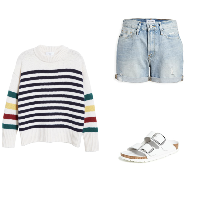 Memorial Day weekend outfit ideas