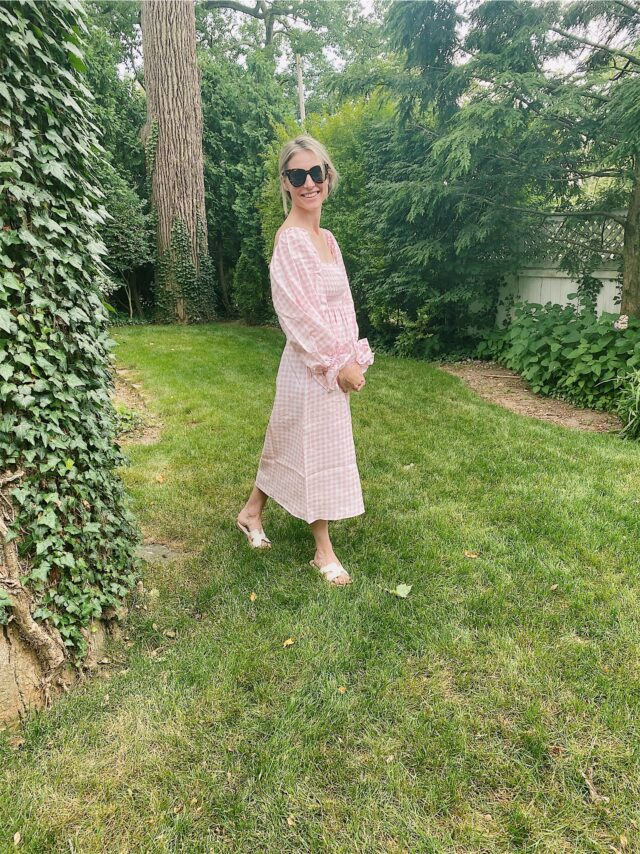 summer off the shoulder dress outfits