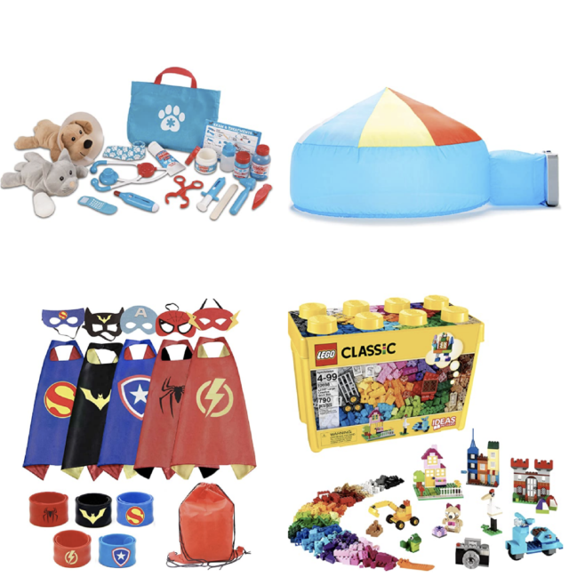 best holiday gifts for four year old boys
