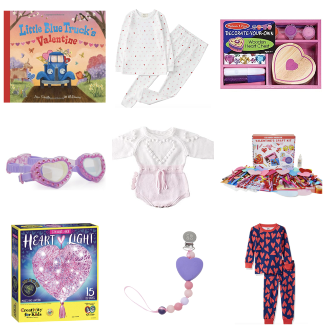 valentine's day gifts for toddlers 2021